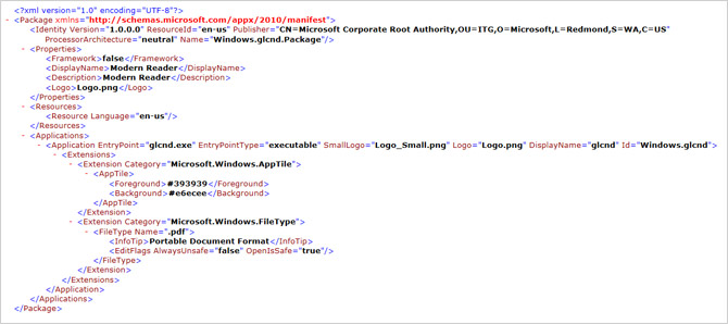 Windows 8 Application Deployment: AppX – Ctrl+Shift+B and Another